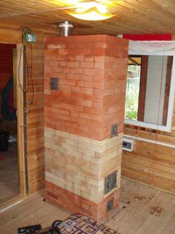 Koliko stane gradnja peči v hiši ukrajine